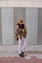 Zara scarf - Zara hat