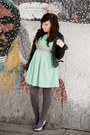 Modcloth-dress-bb-dakota-jacket-express-tights-gabriel-brothers-heels