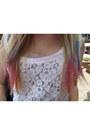 Lace-shirt