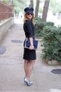 Navy-vigevano-shoes-shoes-black-dezzal-dress-blue-tommy-hilfiger-hat