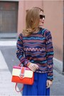 Carrot-orange-paula-cademartori-bag-dark-brown-miu-miu-sunglasses
