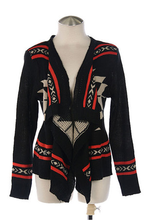 Haute Alternative cardigan