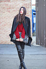 Over-the-knee-topshop-boots-romwe-coat-skinny-jeans-james-jeans-jeans