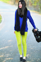 H&M Ear Muffs and Neon!