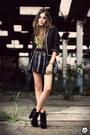 Black-boohoo-boots-black-goodnight-macaroon-blazer-black-studded-romwe-top