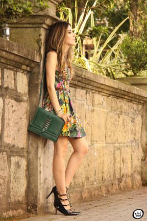 green Lafê dress