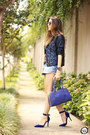 Light-blue-macstile-skirt