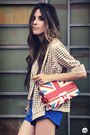 Beige-rivets-shopluvb-jacket-navy-uk-flag-chicnova-bag