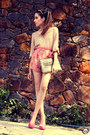 Pink-fashioncooltureshop-shorts-light-pink-clubcouture-sweater