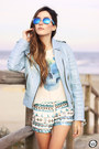 Blue-zerouv-sunglasses-sky-blue-boda-skins-jacket-white-awwdore-t-shirt