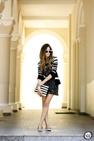 black Dafiti skirt