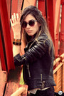 Black-leather-boda-skins-jacket-black-zerouv-sunglasses