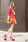 Neutral-morena-raiz-shirt-hot-pink-brech-da-neide-blazer