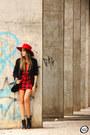 Red-love-luxo-dress