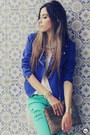Aquamarine-romwe-jeans-blue-romwe-jacket