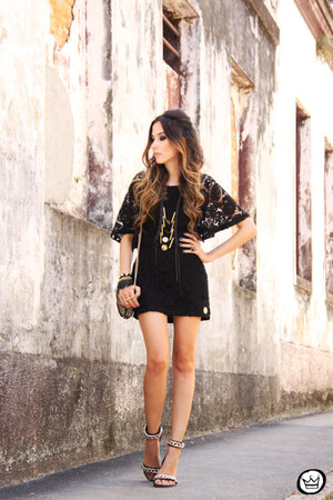 black Love Luxo dress