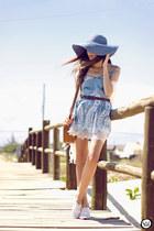 sky blue Moikana dress