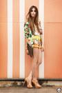 Camel-sequins-romwe-bag-aquamarine-floral-suit-suit