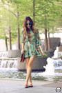 Aquamarine-antix-dress
