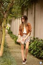 neutral MacStile skirt