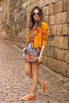 sky blue Anna Morena dress
