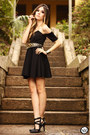 Black-mundo-lolita-dress