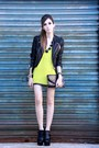 Black-minusey-jacket-yellow-brech-da-neide-sweater