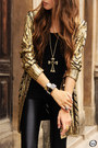 Black-labellamafia-leggings-gold-golden-romwe-cardigan-black-asos-heels