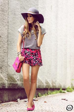 pink SaVous shorts