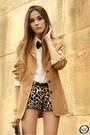 Black-leopard-print-espao-1098-shorts-black-ellus-boots
