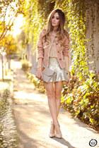 bubble gum Dafiti coat