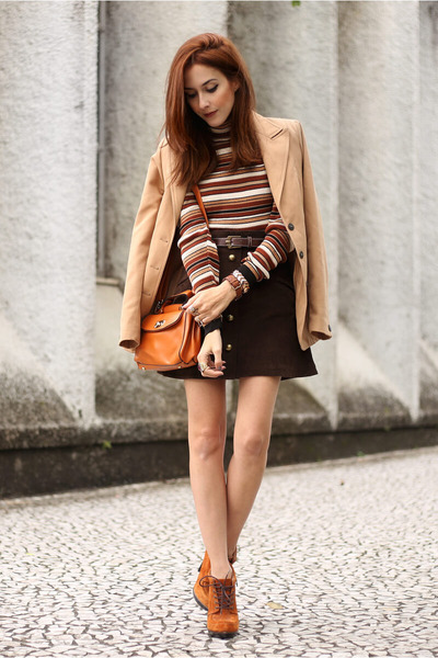brown Amaro blouse