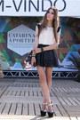 Tan-clubcouture-top-black-goodnight-macaroon-skirt