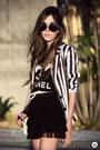 Black-spiked-iclothing-boots-black-striped-charry-blazer-black-myah-t-shirt