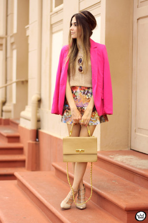 bubble gum Sly Wear skirt