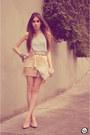 Beige-arezzo-bag-beige-arezzo-heels-neutral-romwe-skirt