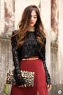 Black-as-marias-jumper-red-as-marias-skirt