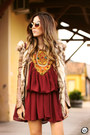 Ruby-red-moikana-dress