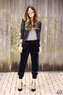 Navy-dafiti-jacket-light-yellow-zerouv-sunglasses-navy-leggsinton-pants