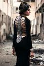 Black-scorpion-dress