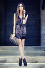Navy-marg-dress-navy-asos-heels