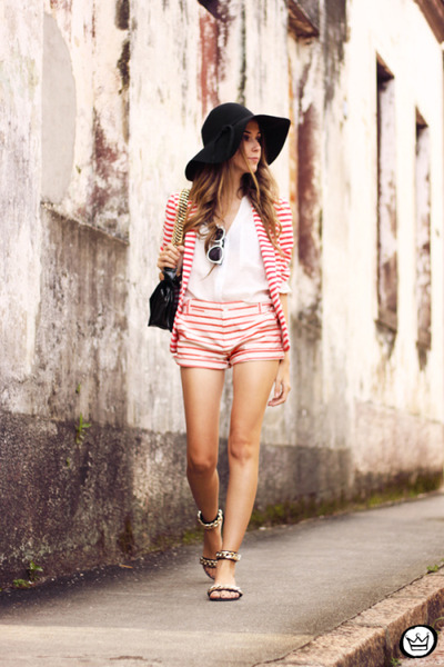 red Gap shorts