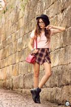 crimson Dafiti shorts