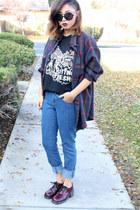 Dr Martens shoes - Forever 21 jeans - rotting fresh t-shirt