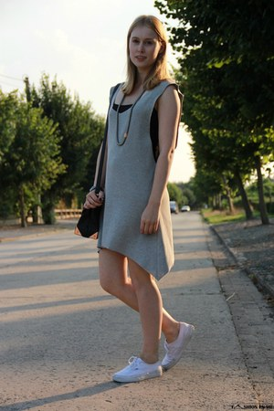 heather gray melissa araujo dress