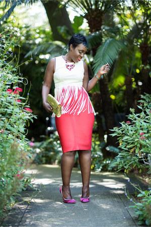 pencil skirt Fashion Fab Boutique skirt - faux leather Fashion Fab Boutique top