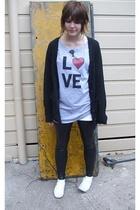 Deborah K jacket - CKM dress - Deborah K pants - Big W shoes