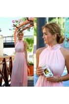 light pink PERSUNMALL dress