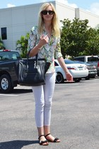 ivory Sheinside blouse