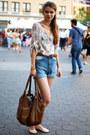 Sky-blue-flea-market-shorts